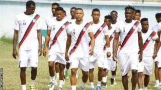 Le FC Ifeanyi Ubah évolue dans le championnat d'élite du Nigeria.