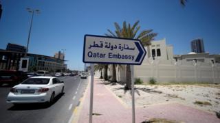 Посольство Катара в Бахрейне