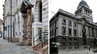 Three John Scotts and Old Bailey
