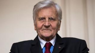 Jean-Claude Trichet was boss of the ECB