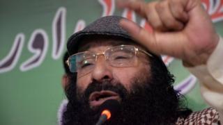 हिजबुल मुजाहिद्दीन के शीर्ष नेता सैयद सलाहुद्दीन
