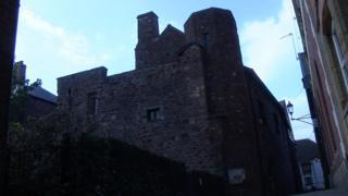St Nicholas Priory