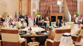ترامب ودول مجلس التعاون الخليجي