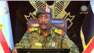 الرئيس الجديد للمجلس العسكري الانتقالي، عبد الفتاح البرهان