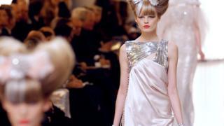 Paris Fashion Week, от кутюр весна-літо 2010.