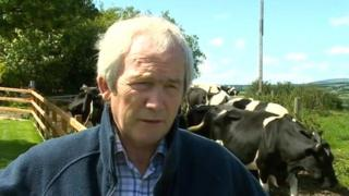 Stephen James, NFU Cymru president, said the delays were 'unacceptable'