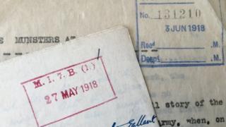MI7b documents