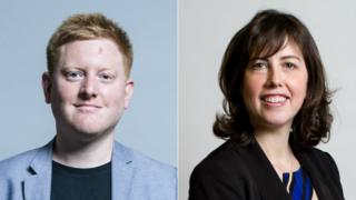 Jared O'Mara and Lucy Powell