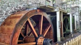 Dunster Watermill, Somerset