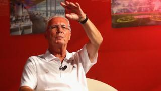 """Les avocats de Franz Beckenbauer ont indiqué que l'argent a été déclaré au fisc autrichien puisque """" le Kaizer"""" réside en Autriche."""
