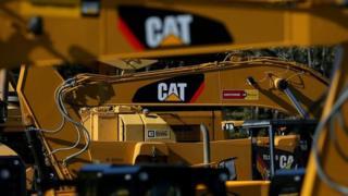 美国重型机器制造商卡特彼勒公司计划将关税引起的额外成本,转嫁消费者。