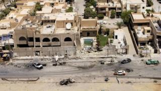 الأردن يقول إن المسؤولين عن هجوم على سفارته ببغداد عام 2003 ضمن مَن أعدموا