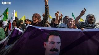 چرا ترکیه اکنون با کردها در شمال سوریه می جنگد؟