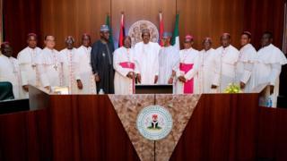 Buhari ati awọn bisọọbu ijọ aguda