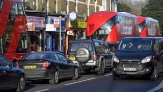 倫敦市政府預期通過實施新規,有望將倫敦汽車尾氣排放量減少45%。
