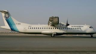 Aseman Airlines использует самолетыATR 72-500