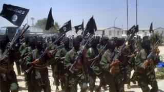 Militantes do Al-Shabab