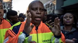Xenophobia: Johannesburg Mayor say no reason to apologize give Nigeria, odas