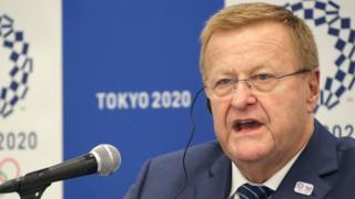 John Coates, vicepresidente del Comité Olímpico