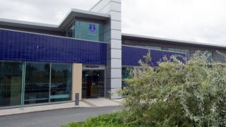 Everton FC's Finch Farm training is nicknamed the School of Science by fans
