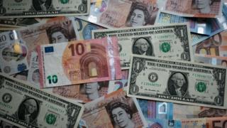 """Plus de 11 milliards d'euros appartenant à la Libye ont disparu de la banque """"Euroclear"""" (illustration)."""