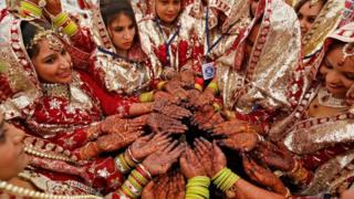 عرائس هنديات