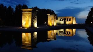 Templo de Debod (Foto: Rafael Enriquez)