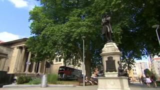 Edward Colston statue