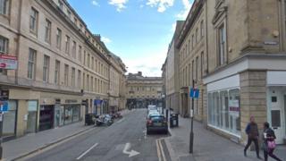 Hood Street, Newcastle