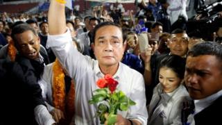 ဝန်ကြီးချုပ်ရဲ့ ပလန် ပရာချာ ရတ်ပါတီ မဲဆွယ်စဉ်