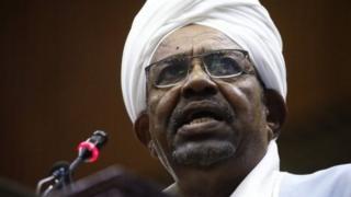 सूडान के राष्ट्रपति ओमर-अल बशीर