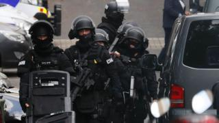 Спецназ raid