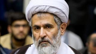 """محمود احمدی نژاد گفته حسین طائب """"تعادل ندارد، همه می دانند، مقامات کشور همه می دانند او چه کار کرده. اصلا کارش پرونده سازی است"""""""