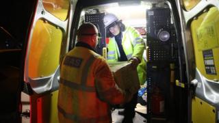 Gas engineers in Falkirk