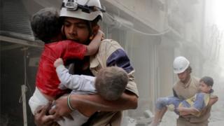 """یکی از مقامات سازمان ملل گفته است که مردم حلب در""""جهنم"""" زندگی میکنند"""