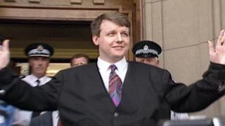 Paul Ferris was acquitted of all charges after the trial