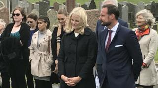 Crown Prince and Princess of Norway