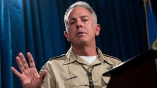 Xerife de Las Vegas Joseph Lombardo