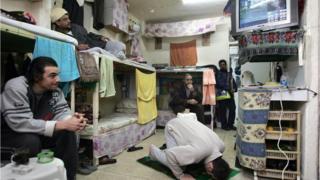 ув'язнені в Ізраїлі палестинці