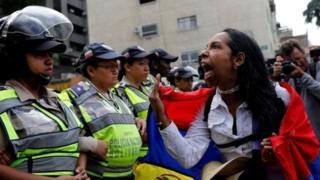 Wanawake wa Venezuela