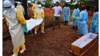Cutar Ebola