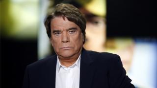 French businessman Bernard Tapie, file pic, 2013
