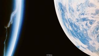 《2001太空漫游》这部电影绝大部分内容都难以看懂——库布里克本人将这部电影比喻成一幅画作或是一首曲子。(Credit: Alamy)