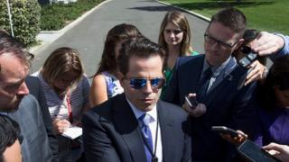 Anthony Scaramucci - 25 July
