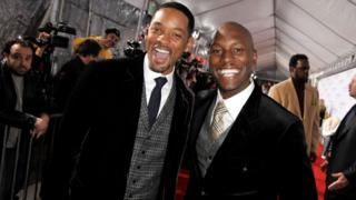 Will Smith and Tyrese Gibson