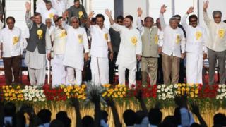 चेन्नई में रैली