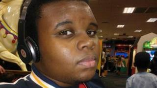 Michael Brown, an 18-year-old man who was shot dead in Ferguson, Missouri