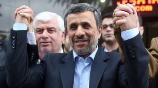 Mahmut Ahmedinejad