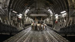 Američki transporter C-17