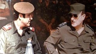 حافظ اسد و رفعت اسد